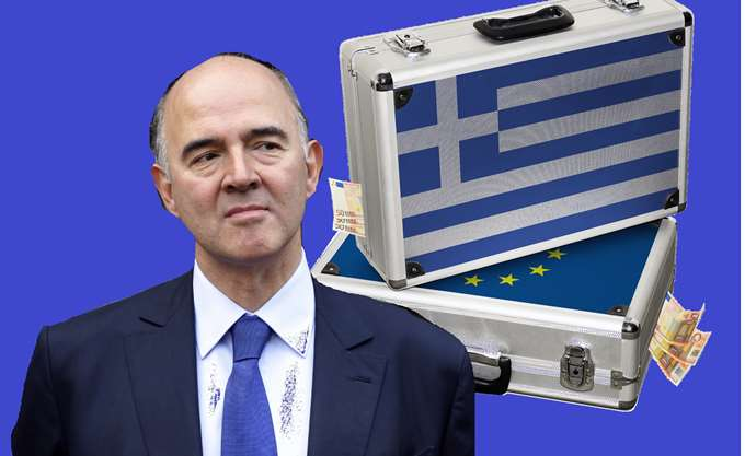 Moscovici για Ελλάδα: Τελειώνει η λιτότητα, όχι όμως και οι μεταρρυθμίσεις