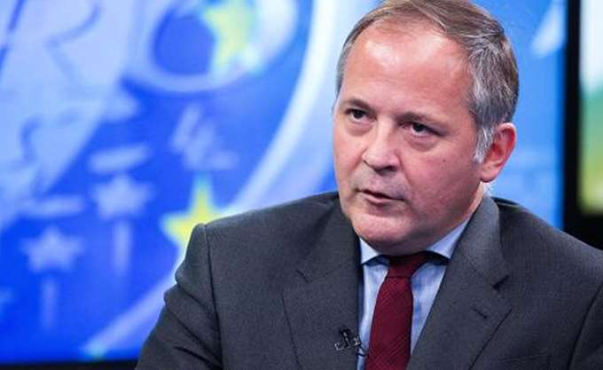 Κερέ: Η ανάπτυξη στην Ευρωζώνη θα επιστρέψει το β' εξάμηνο εάν επιλυθούν οι εμπορικές διαμάχες