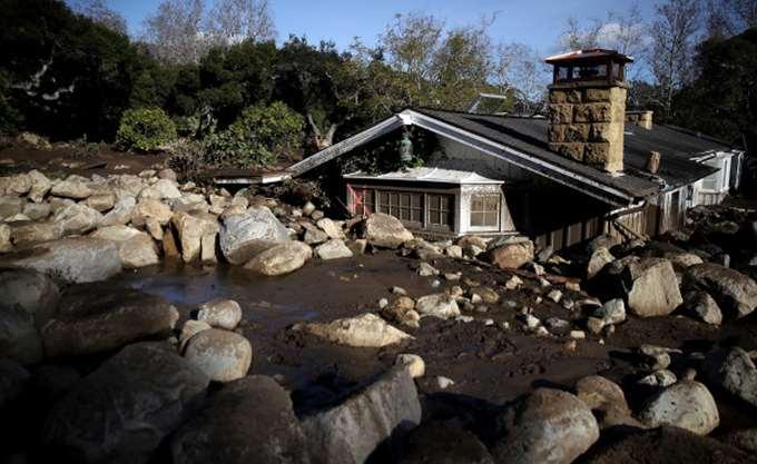 ΗΠΑ: Στους 18 οι νεκροί από κατολίσθηση λάσπης στην Καλιφόρνια