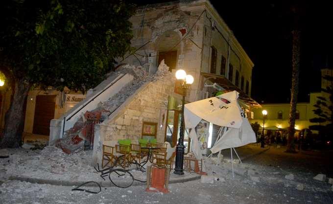 Κομισιόν: 2,5 εκατ. ευρώ από το Ταμείο Αλληλεγγύης για αποκατάσταση υποδομών στην Κω