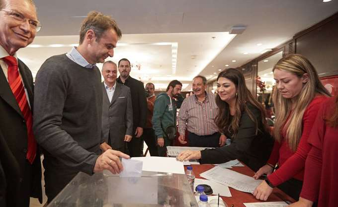 Κ. Μητσοτάκης: Οι Κρήτες θα στείλουν το μήνυμά τους για μία μεγάλη πολιτική αλλαγή