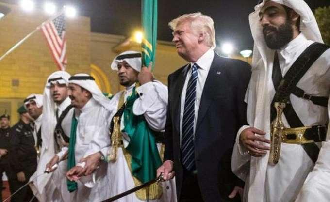 """Γιατί ο Τραμπ δεν μπορεί να γίνει """"αυστηρός"""" με τη Σαουδική Αραβία"""