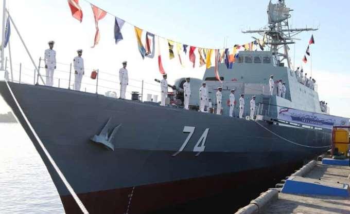Ιράν: Μοίρα του πολεμικού ναυτικού θα αναπτυχθεί στον Ατλαντικό