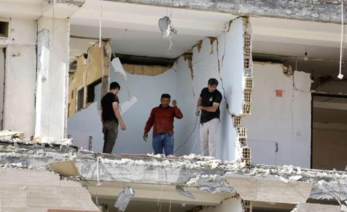 Τουλάχιστον 21 τραυματίες από τον σεισμό 5,1 Ρίχτερ στο Ιράν