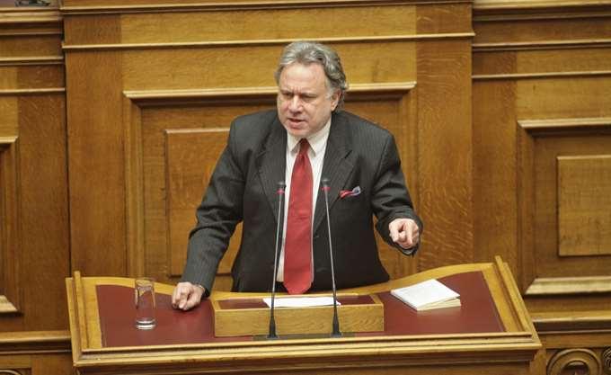 Γ. Κατρούγκαλος: Το ΥΠΕΞ δεν έχει σύμβαση με τον Τζ. Σόρος