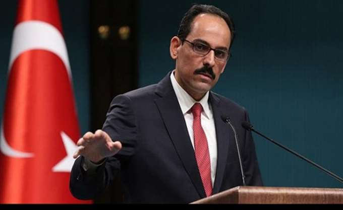 Διπλωματικές πηγές: Σημαντική η παρουσία του Καλίν, εκπροσώπου του Τούρκου Προέδρου, στην επίσκεψη Τσίπρα