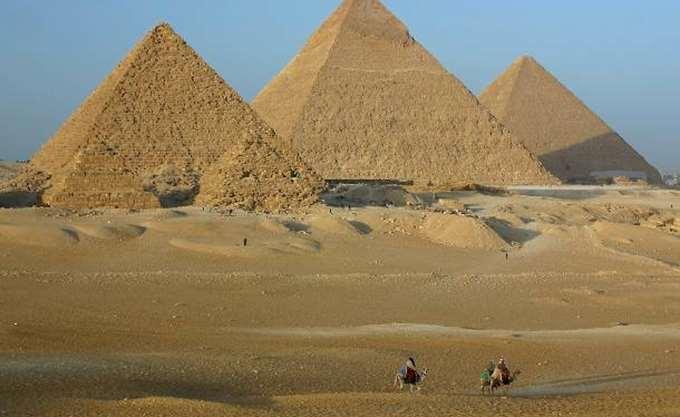 Κόντρα των αρχαιολόγων για την ανακάλυψη κοιλότητας στην Πυραμίδα του Χέοπα