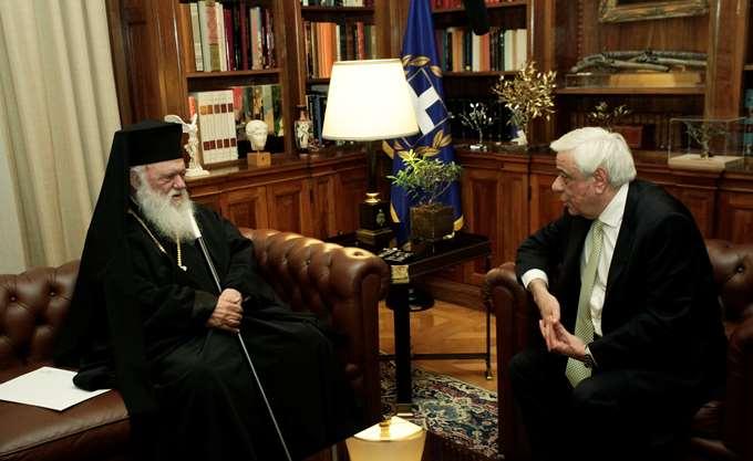 Στη Σύρο ο Αρχιεπίσκοπος Ιερώνυμος για τα Θεοφάνεια