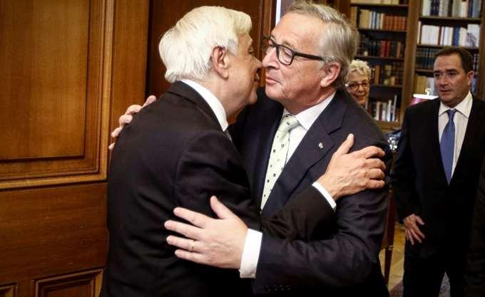 Γιούνκερ: Ποτέ δεν διανοήθηκα ότι η Ελλάδα θα έφευγε από την Ευρωζώνη