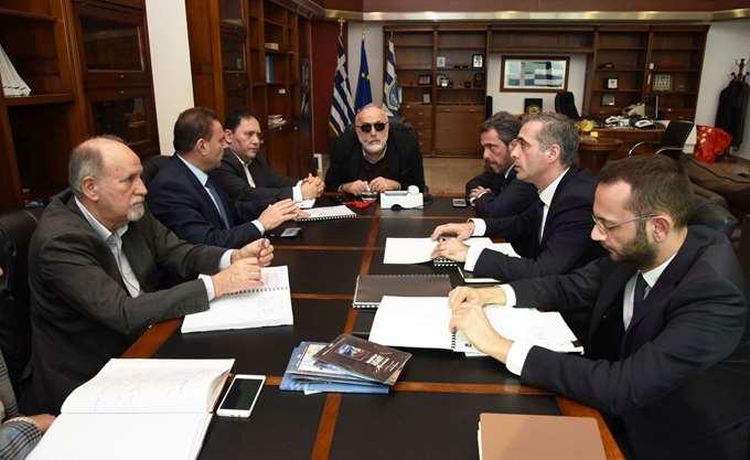 Π. Κουρουμπλής: Με παραχωρήσεις επιμέρους δραστηριοτήτων η αξιοποίηση των λιμανιών