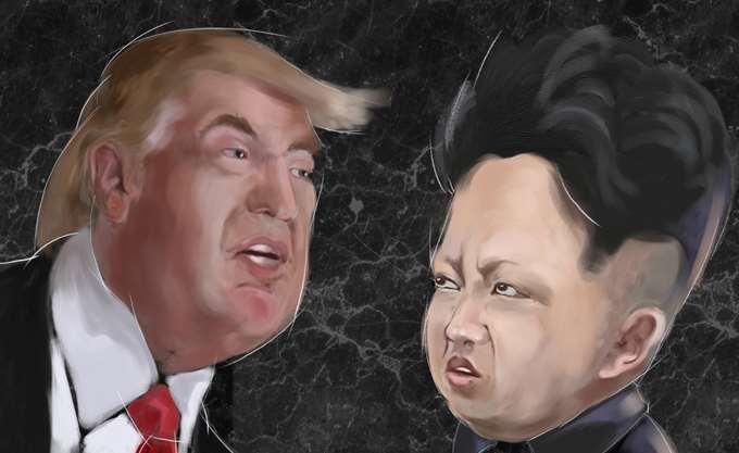 Ο Τραμπ προσβλέπει στην επόμενη συνάντησή του με τον Κιμ Γιονγκ Ουν
