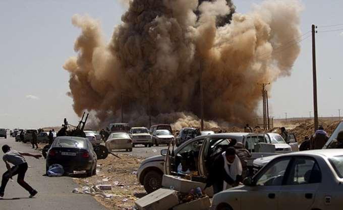 Λιβύη: Σφοδρές μάχες νότια της Τρίπολης