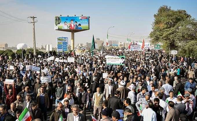 Ιράν: Νέες φιλοκυβερνητικές διαδηλώσεις πραγματοποιήθηκαν για τέταρτη μέρα