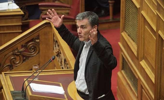 Τσακαλώτος: Το ΑΕΠ της FYROM είναι 10 δισ. μικρότερο και από το buffer