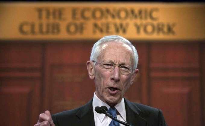 Στην BlackRock ο πρώην αντιπρόεδρος της Fed Stanley Fischer