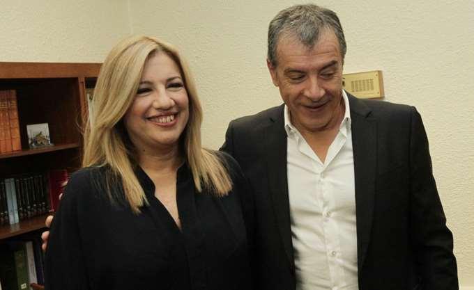 Γεννηματά-Θεοδωράκης: Δύο ξένοι στο ίδιο σχήμα