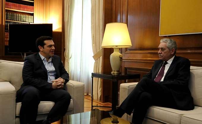 Αδειάζουν όλοι τον Κουβέλη-Συζήτηση μόνο για κατασκευή φρεγατών στην Ελλάδα, είπε ο Καμμένος