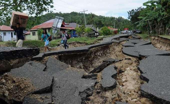 Νέος, πιο ισχυρός σεισμός στις Φιλιππίνες