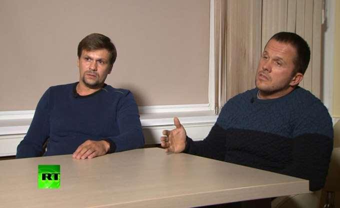 Bellingcat: Ρώσος στρατιωτικός γιατρός ο δεύτερος ύποπτος για την απόπειρα κατά Σκριπάλ