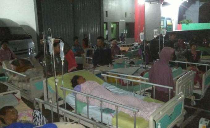 Τουλάχιστον δύο νεκροί και επτά τραυματίες από σεισμό 6,5 Ρίχτερ στην Ιάβα