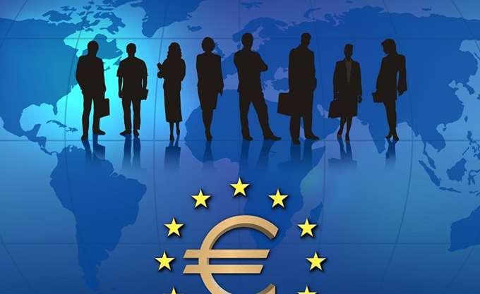 Ευρωζώνη: Κοντά σε υψηλό επτά ετών ο σύνθετος δείκτης PMI