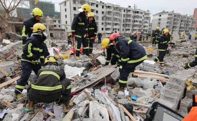 Κίνα: Τουλάχιστον δύο νεκροί από έκρηξη στην πόλη Νίνγκμπο