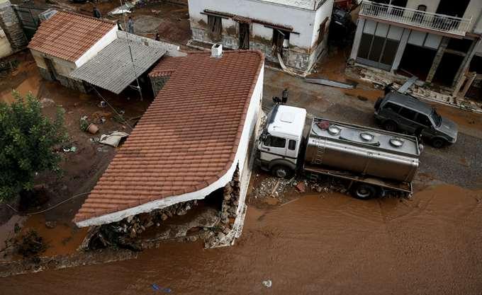 ΑΑΔΕ: Παράταση φορολογικών προθεσμιών στις πληγείσες περιοχές από τις πλημμύρες