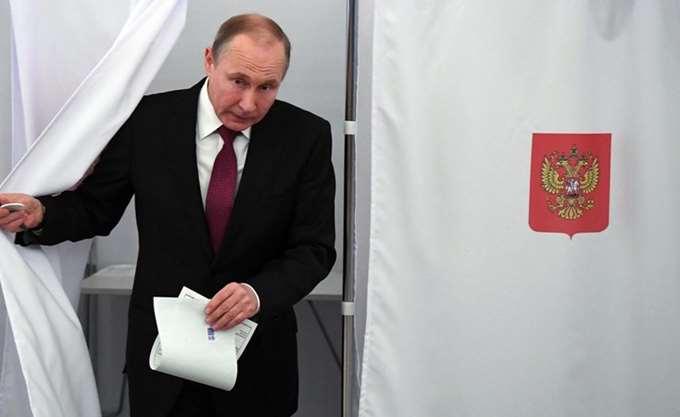 Μια ψήφος και για τον Πούτιν στις εκλογές της Τουρκίας