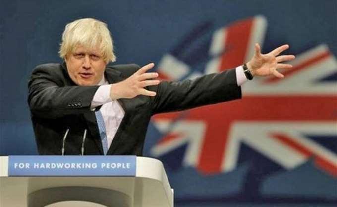Να ξεφορτωθούν το σχέδιο της Μέι για το Brexit κάλεσε τους Συντηρητικούς ο Μπόρις Τζόνσον