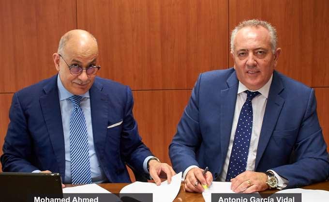 Υπογραφή στρατηγικής συμφωνίας στην Ισπανία για την Intracom Telecom