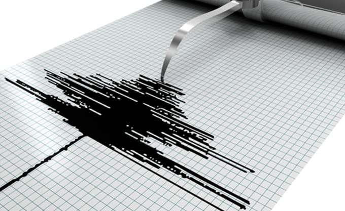 Ασθενής σεισμική δόνηση έγινε αισθητή σε περιοχές της Κορινθίας και της Αργολίδας