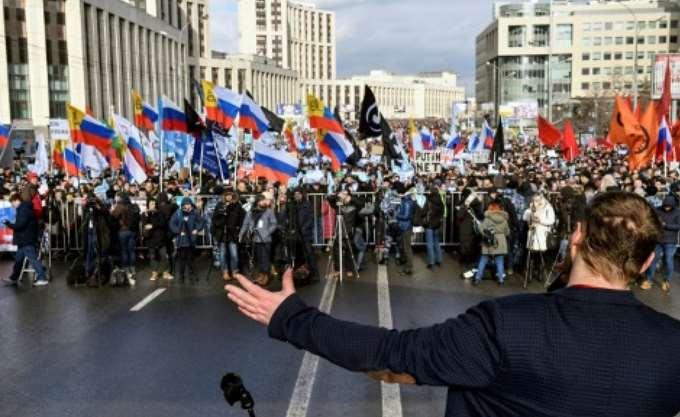 """Νέα πρόκληση για την ΕΕ: Η Ρωσία """"ξυπνάει"""""""