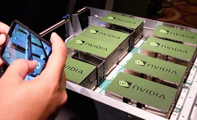 Nvidia: Βουτιά 18% μετά τα αποτελέσματα τριμήνου