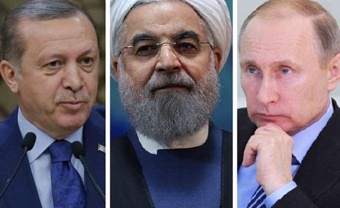 """Κλειδί η """"εδαφική ακεραιότητα"""" της Συρίας"""