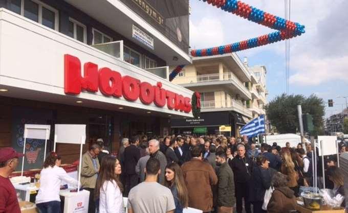 Νέο κατάστημα Μασούτης στο Γαλάτσι, το 58ο κατάστημα της εταιρείας στην Αττική