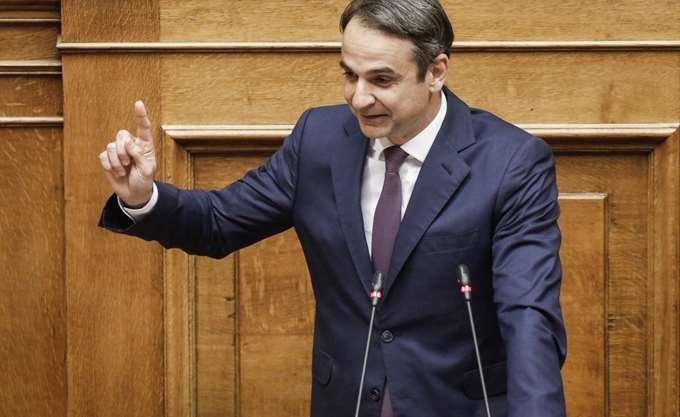 Κ. Μητσοτάκης: Διαλύσατε την παραγωγική οικονομία, πνίξατε τους πολίτες με την υπεροφορολόγηση
