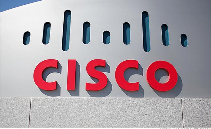 Cisco: Οικονομικά μεγέθη που ξεπέρασαν τις εκτιμήσεις στο β' τρίμηνο χρήσης