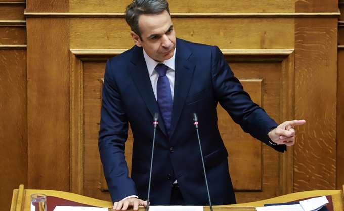 Κ. Μητσοτάκης: Σήμερα, ονομαστικά όλοι θα αναλάβουν τις ευθύνες τους