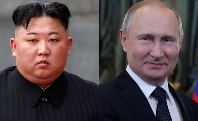 Συνάντηση Πούτιν-Κιμ Γιονγκ Ουν στο Βλαδιβοστόκ