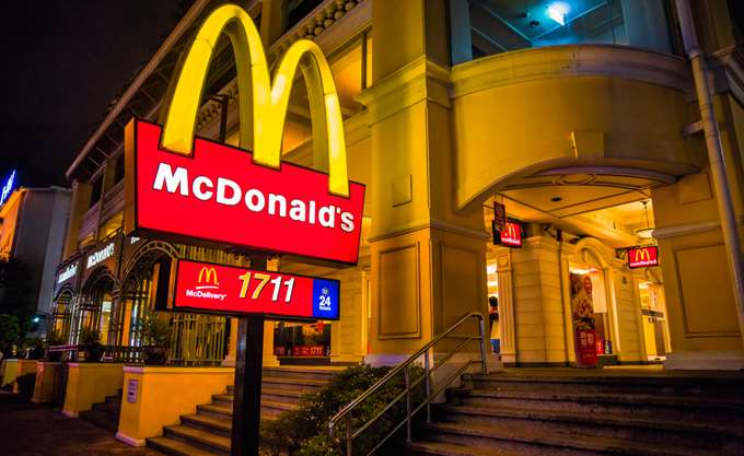 Ελαφρώς χαμηλότερα των προσδοκιών τα έσοδα της McDonald's