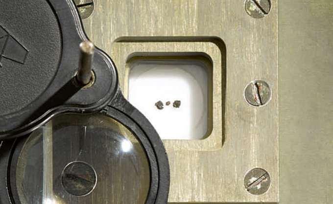 Τρεις μοναδικές σεληνιακές πέτρες σε δημοπρασία του οίκου Sotheby's