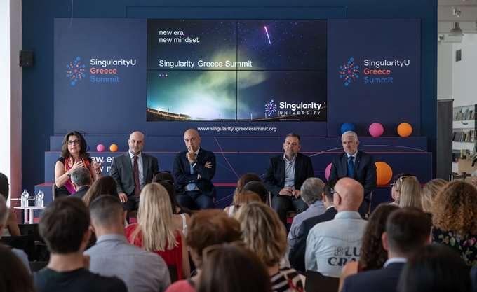 Για πρώτη φορά στην Ελλάδα το SingularityU Greece Summit