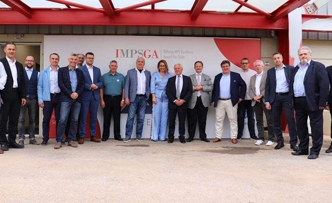 Η Intersys φιλοξένησε στην Ελλάδα την Ετήσια Διεθνή Συνάντηση MPS για 1η φορά