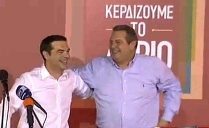 Washington Post: Η Ελλάδα κυβερνάται από μία ιδιότυπη συμμαχία ακροαριστερών και ακροδεξιών λαϊκιστών