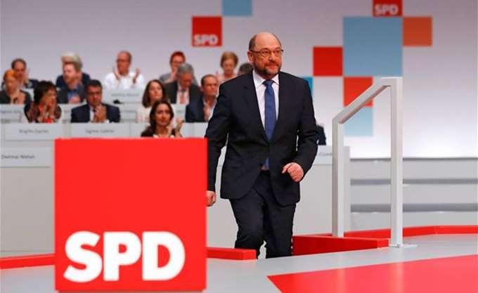 Αντιδρούν οι οργανώσεις του SPD για τις διαπραγματεύσεις με τους Χριστιανοδημοκράτες