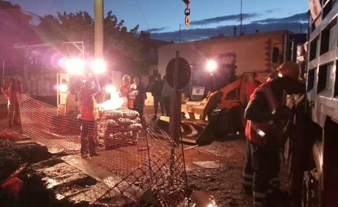Περιφέρεια Αττικής: Οκτώ μηχανήματα έργου στις πληγείσες περιοχές της Μάνδρας
