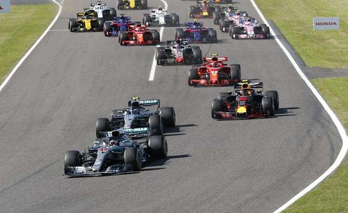 Νικητής ο Hamilton στην Ιαπωνία (vid.)