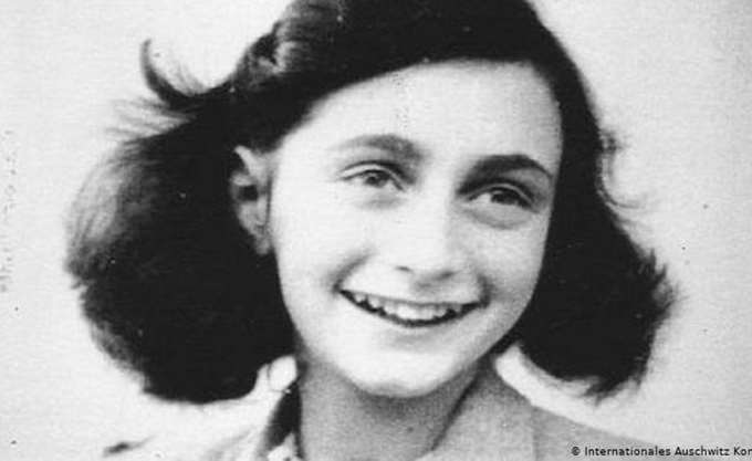 DW: 90 χρονών θα γίνονταν σήμερα η Άννα Φρανκ