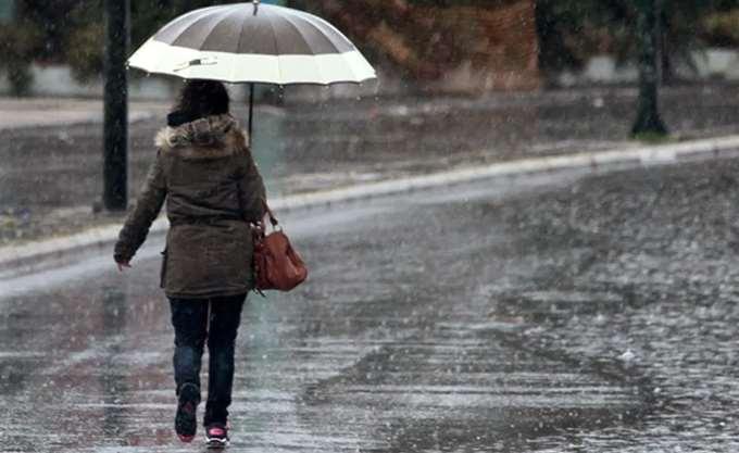 ΕΜΥ: Έρχονται βροχές, χαλαζοπτώσεις και χιόνια στα ορεινά