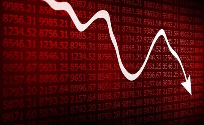 Τη χειρότερη επίδοση από το 2008 σημείωσε ο Dow Jones